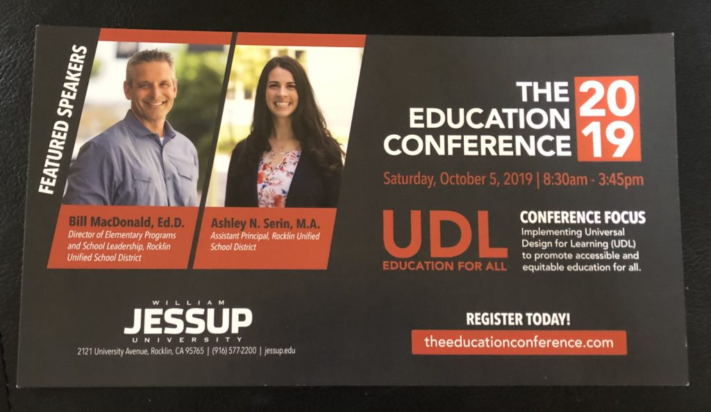 Jessup Education Conference