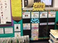 First Grade CAFE Board.JPG