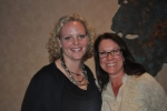 Kelly Harless with Principal Meghan Baichtal  Fiddyment Farm.JPG